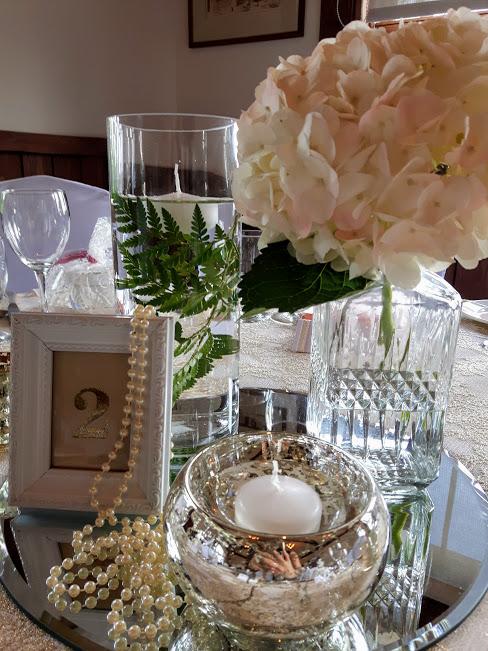 La Table habillée par Lyne Daigle